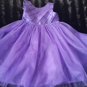Sparky party dress